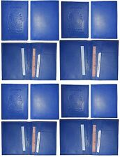 Lot of 12. New Canadian Leather passport cover. Wallet. Canada Passport case. BN