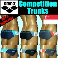 Arena AST13102 Competition Swimwear/Swimsuit Swim/Swimming Trunks/Briefs