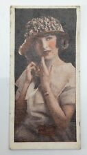 Film Favourites Number 10 Card Colleen Moore Imperial Tobacco F250