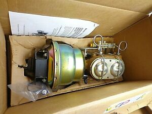 Right Stuff J82315171 Brake Booster Master Cylinder 1955-1958 Bel Air Nomad MORE