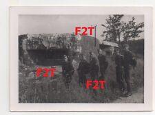 WW2 ALLEMANDS WEHRMACHT dv BUNKER LIGNE MAGINOT SIMSERHOF p. BITCHE MOSELLE !