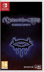 Neverwinter Nights Enhanced Nintendo Switch Brand New Factory Sealed