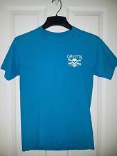 CALCUTTA APPAREL T-Shirt Blue Small Fishing Apparel