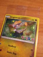 SEALED Pokemon JANGMO-O Card TOYS R US Promo SM CRIMSON INVASION Set 75/111 Holo