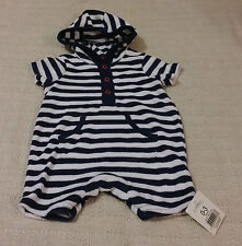 George Striped Babygrows & Playsuits (0-24 Months) for Boys