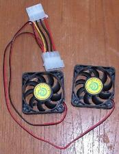 2 x NEW FANS for MERIT MAXX & FORCE MACHINES MEGATOUCH