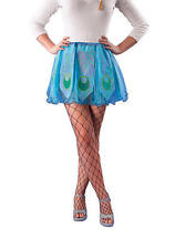 Blue Tutu Peacock Butterfly Insect Fairy Princess Angel Adult Fancy Dress