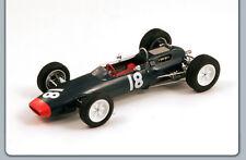 SPARK 18S081 LOTUS 25 BRM F1 voiture modèle MIKE HAILWOOD 6th MONACO GP 1964 1:18th