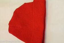 Bonnet rouge marin breton 100% coton fabr. Bretagne grande marque Neuf