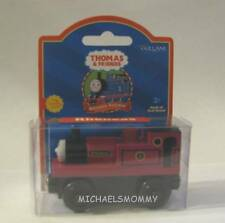 THOMAS THE TANK & FRIENDS-WOODEN RHENEAS  **NIB/RETIRED/2001**W/COLLECTOR CARD!