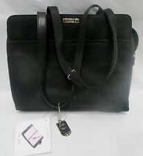NWT Nine West Total Solutions Large Black Bag/Tote