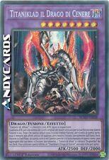 TITANIKLAD IL DRAGO DI CENERE (The Ash Dragon) • Segreta • ROTD IT038