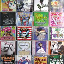 Drews Famous 26 CD Dvd Lot Themed Party + Huge Bonus Hit Crew Multi Occasions