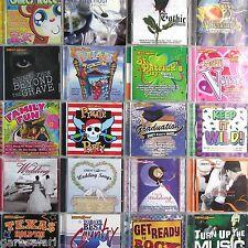 Drews Famous 26 CD Dvd Lot Themed Party + Huge Bonus Hit Crew Multi Occasions