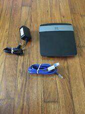 Cisco Linksys E2500 N600 Dual-Band WiFi Router