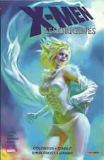 CAREY / YOST . X-MEN LES ORIGINES N°1 . PANINI . 2011 .