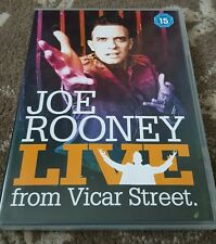 JOE ROONEY LIVE FROM VICAR STREET DVD COMEDY