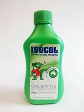 ISOCOL Rubbing Alcohol Multipurpose Lotion - 345ml, 64% Alcohol contents