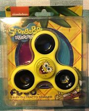 SpongeBob Nickelodeon Licensed 3 Way Diztracto Spinner by Forever Collectibles