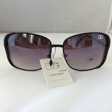 Gafas de sol de mujer mariposas negros, con 100% UV400