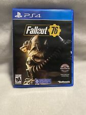 Fallout 76 PS4 Gamestop Exclusive Sony Play Station 4 New / Open RARE Sticker