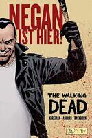 THE WALKING DEAD: NEGAN IST HIER ! Cross Cult ROBERT KIRKMAN Zombie, Horror HC 1