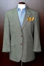 Anzüge Kleidung & Accessoires A.bank Unterschrift Gold Herren Marineblau Wolle Sport Mantel Jacke Jos