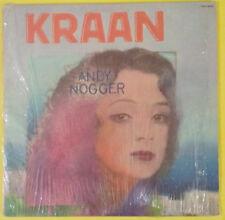 KRAAN - Andy Nogger (original 1975 LP on US Passport, German jazz-rock) M-/EX+