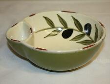 Style Eyes Baum Bros. Olivera Collection Olive Bowl Dish