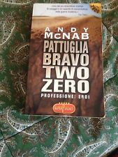 ANDY MCNAB PATTUGLIA BRAVO TWO ZERO BUONO!!!