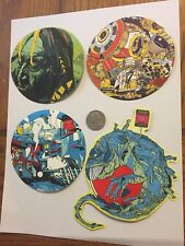 Tyler Stout Sticker Set of 4 different hard to get stickers Sold Out Rare Set Z