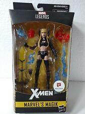 """Marvel Legends X-Men Marvel's Magik WALGREENS EXCLUSIVE 6"""" Action Figure NEW #5."""
