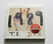 1989 by Taylor Swift (CD, Oct 2014, Big Machine Records) New Sealed