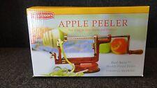 Back To Basics Apple Peeler / Corer / Slicer Kitchen Tool - NIB