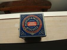More details for sample tin huntley & palmer