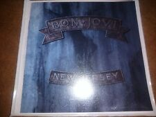 Bon Jovi 'New Jersey' CD (print is light and smeared) w/ Booklet & Slim Case