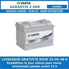 Varta LFD75 Calcium Scellé Bateau, Caravane Batterie 12V 75AH
