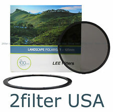 Lee Filters 105mm Slim Landscape Polarizer with Lee 105mm Front Accessory Ring