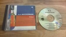 CD Pop Rob Wasserman - Trios (3 Song) Promo GRP REC jc Neil Young B Hornsby