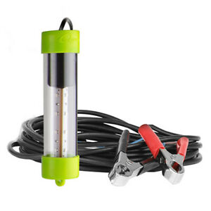 Quarrow 12 LED Submersible Fishing Light Water Proof & Impact Resistant 6059