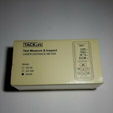 Tacklife S4 60 Classic Laser Measure Laser Distance Meter New Sealed