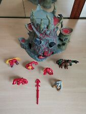 Gormiti Playset &  Figures Bundle