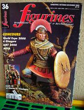 Rivista FIGURINES n° 36 Ottobre Novembre 2000
