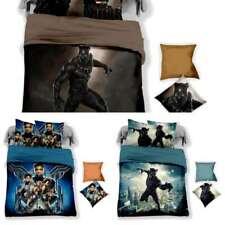Superhero Black Panther Bedding Set Duvet Cover Comforter Cover Set Pillowcases