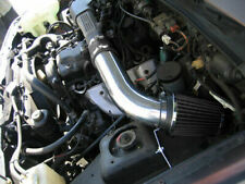 BCP BLACK 1989-1994 Chevy Geo Tracker 1.6 4cyl Short Ram Intake Kit +Air Filter