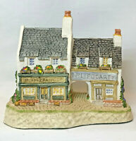 David Winter Cottages Fogartys 1991 The Irish Collection COA Box Mint Condition