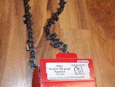 "75EXJ136 Oregon 42"" Full Skip saw Chain loop 3/8 pitch 063 1.6mm 136 drive link"