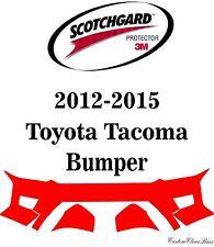 3M Scotchgard Paint Protection Film Clear Bra 2012 2013 2014 2015 Toyota Tacoma