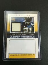 F66394 from FLEER bankruptcy auction LADAINIAN TOMLINSON preproduction prototype