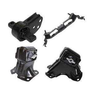 Engine & Trans Mount 4PCS. 2005-2010 for Jeep Commander / Grand Cherokee 3.7L